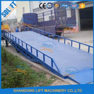 Mobile Dock Ramp Lift with 8 Tons pictures & photos