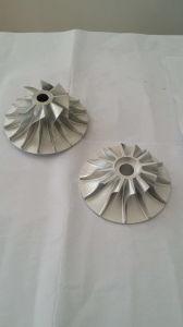 Machining Metallic Blade pictures & photos
