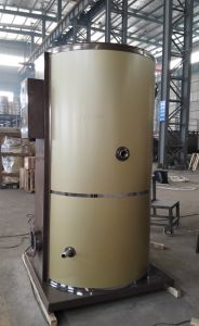 Stainless Steel Oil (gas) Hot Water Boiler pictures & photos