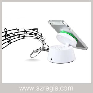 3.5mm Audio Mini Stereo Foldable Mobile Phone Holder MP3 Speaker pictures & photos