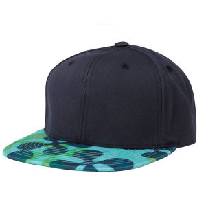 Specialized Snapback Hats with Embroidery on Brim pictures & photos