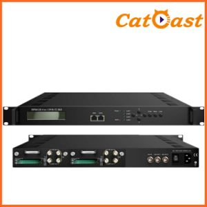 Professional IRD DVB-S2 IRD Decoder with Biss Function pictures & photos