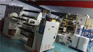 Used of Double Layer Co-Extrusion Stretch Film Machine pictures & photos