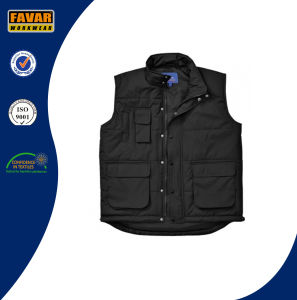 High Quality Polycotton Bodywarmer Workwear Type