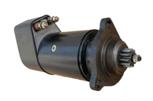 Auto Starter Motor for Changan, Yutong, Higer, Kinglong Bus pictures & photos
