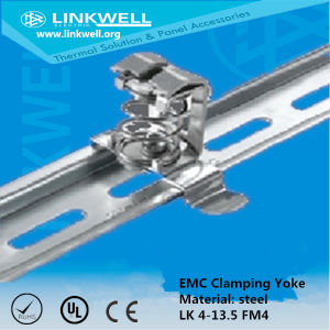 Electrical Cable Wire Shield Clamp (LK 4-13.5 FM) pictures & photos