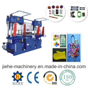 Double Station Vacuum Forming Rubber Machine pictures & photos