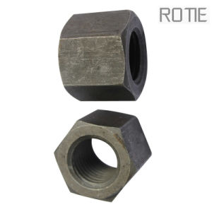 Black Oxide Hexagon Nuts and Bolts pictures & photos