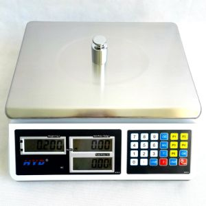 Haiyida Electronic Price Computing Scale pictures & photos