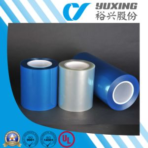 Clear Blue Heat Resistance Pet Film (CY20L) pictures & photos