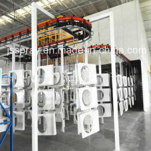 Complete Reliable Quality Powder Coating Machine for Aluminum and Steel