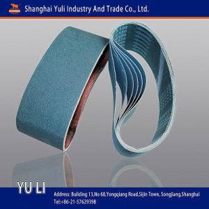 Electro Coated Abrasive Belt/Sanding Belt (001401)
