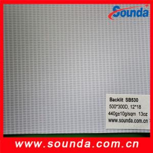 Best Supplier 440g PVC Backlit Flex Banner pictures & photos