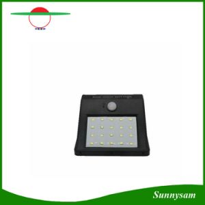 Solar Garden LED Light Lamp Outdoor 20 LED Motion Sensor Light Garden Path Wall Waterproof Security Lamp pictures & photos