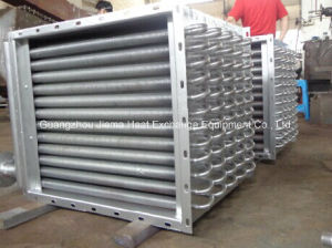 Stainless Steel Finned Tube with Aluminum Fins pictures & photos
