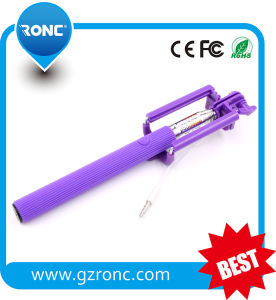 Good Quality with Cheap Price Longer Wired Selfie Stick pictures & photos