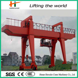 50-100ton Double Girder Electric Hoist Truss Gantry Crane pictures & photos