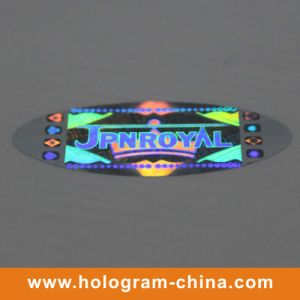 Anti-Counterfeiting Security Hologram Label pictures & photos