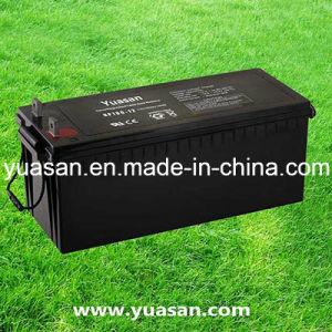 12V180ah Best Performance AGM Sealed Lead Acid Battery--Np180-12