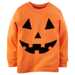 Carters Halloween Lantern 4-8year Unisex Kid Child T-Shirt pictures & photos