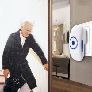 Expandable Wireless Multi-Unit Long Range Doorbell Door Alert System pictures & photos
