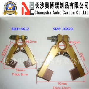 Sales for Copper Carbon Brush Holder for Motors pictures & photos