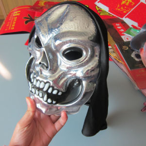 Plastic Halloween Cosplay Mask for Decoration pictures & photos
