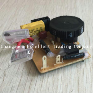 Speed Control PCB Board with Assembly Service in China