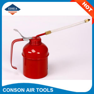 300ml/500ml Stainless Steel Oil Can with Handle