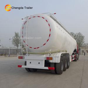 3 Axles 35ton Cement Bulk Tanker Trailer pictures & photos
