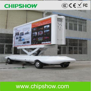 Chipshow P10 Full Color Mobile Advertising LED Display Manufacturers pictures & photos