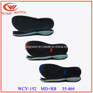 EVA Rubber Sole Material Sandals for Making Shoes pictures & photos
