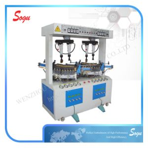 Xx0213 Double-Cylinder Gantry Block Type Hydraulic Shoe Pressing Machine pictures & photos