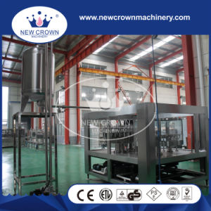 Rcgf 24-24-8 Automatic Juice Filling Machine with High Position Tank pictures & photos