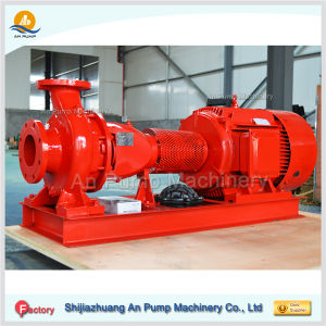 Fire Fighting Centrifugal End Suction Water Pump pictures & photos