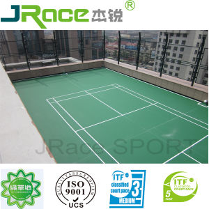 Outdoor Badminton Court pictures & photos