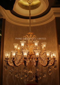 Modern K9 Crystal Decoration Chandelier for Home or Hotel pictures & photos