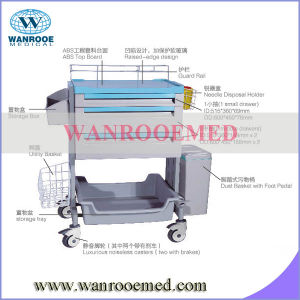 56 Series Hospital Emergency Trolley pictures & photos