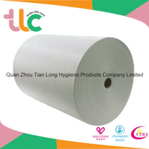 Best Quality Multi-Purpose PP Spunbond Nonwoven Fabric for Baby Diaper &Sanitary Napkin pictures & photos