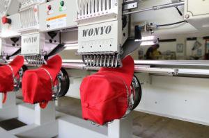 Wonyo 8 Heads Computer Tajima Embroidery Machine Price pictures & photos