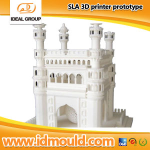 High Precision SLA/ SLS 3D Printer Prototype pictures & photos