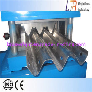 Highway Guard Rail Roll Forming Machine pictures & photos