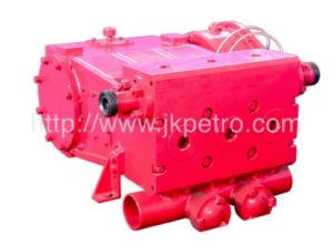Jk600s Plunger Pump Used for Cement Job, Well-Completion, Well Repairs pictures & photos