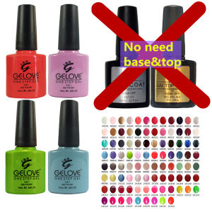 Healthy Glazing Enduring Smooth 1 Step Gel Polish pictures & photos