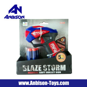 China Wholesale Cheap Air Soft Bullet Gun Toys pictures & photos