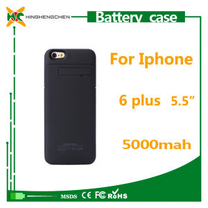 Cheap for iPhone 6 Charger Case with 5000mAh pictures & photos