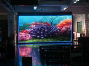 P16 Outdoor/Indoor Fixed Installation Full Color DIP346 LED Billboard pictures & photos