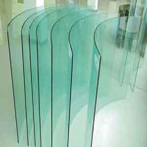 Curved Tempered Glass/Bent Glass Building with AS/NZS2209: 1996 pictures & photos