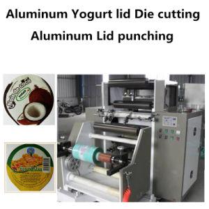 Aluminum Yogurt Lid Die Cutting Machine pictures & photos