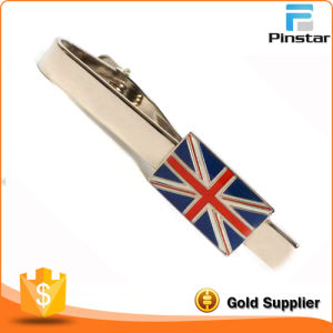 UK Flag High Quality Custom Tie Bar pictures & photos